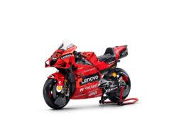 Presentación Ducati MotoGP 2021 Desmosedici GP5