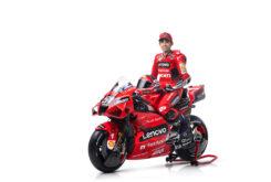 Presentación Ducati MotoGP 2021 Desmosedici GP50