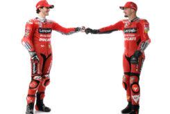 Presentación Ducati MotoGP 2021 Desmosedici GP51
