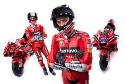 Presentación Ducati MotoGP 2021 Desmosedici GP53