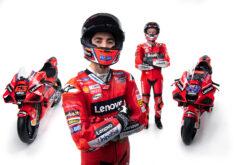 Presentación Ducati MotoGP 2021 Desmosedici GP54