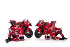 Presentación Ducati MotoGP 2021 Desmosedici GP55