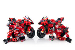 Presentación Ducati MotoGP 2021 Desmosedici GP56