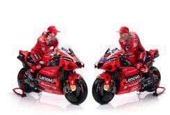 Presentación Ducati MotoGP 2021 Desmosedici GP58