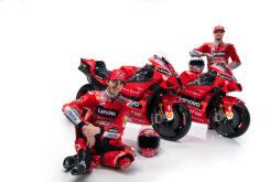 Presentación Ducati MotoGP 2021 Desmosedici GP59