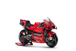 Presentación Ducati MotoGP 2021 Desmosedici GP6