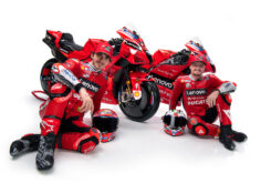 Presentación Ducati MotoGP 2021 Desmosedici GP60