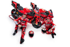 Presentación Ducati MotoGP 2021 Desmosedici GP61