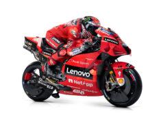 Presentación Ducati MotoGP 2021 Desmosedici GP62