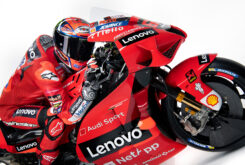 Presentación Ducati MotoGP 2021 Desmosedici GP63