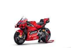 Presentación Ducati MotoGP 2021 Desmosedici GP7