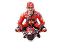 Presentación Ducati MotoGP 2021 Desmosedici GP72