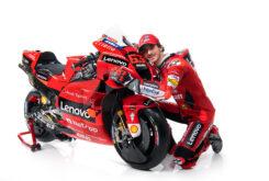 Presentación Ducati MotoGP 2021 Desmosedici GP73