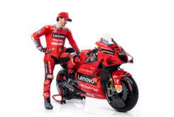 Presentación Ducati MotoGP 2021 Desmosedici GP75