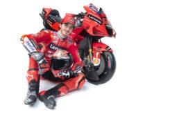 Presentación Ducati MotoGP 2021 Desmosedici GP77