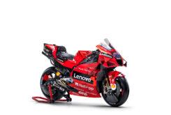 Presentación Ducati MotoGP 2021 Desmosedici GP8