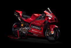Presentación Ducati MotoGP 2021 Desmosedici GP9