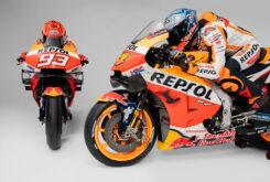 Repsol Honda MotoGP 2021 Marc Marquez Pol Espargaro (1)