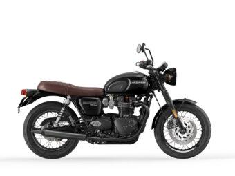Triumph Bonneville T120 Black 2021 estudio (11)