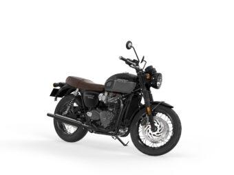 Triumph Bonneville T120 Black 2021 estudio (4)