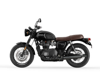 Triumph Bonneville T120 Black 2021 estudio (9)