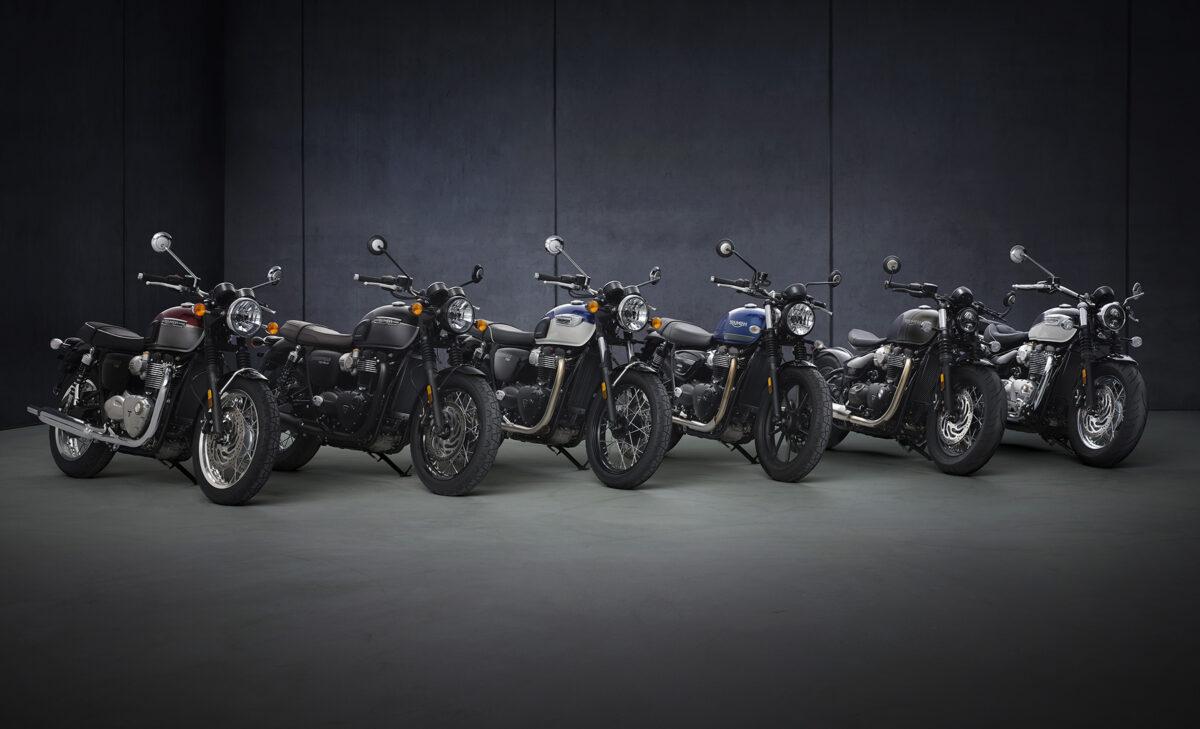 Triumph Modern Classics 2021