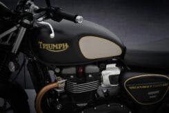 Triumph Street Twin Gold Line 2021 detalles (1)
