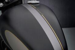 Triumph Street Twin Gold Line 2021 detalles (3)