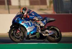 Alex Rins Test Qatar MotoGP 2021