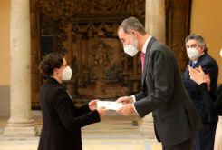 Ana Carrasco Premio Rey Juan Carlos