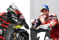 Andrea Dovizioso Aprilia Racing 2021
