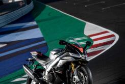Aprilia RSV4 2021 Circuito