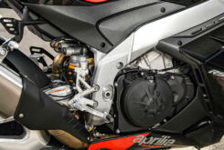 Aprilia RSV4 Factory 2021 motor