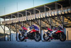 Aprilia RSV4 Factory 2021 prueba colores