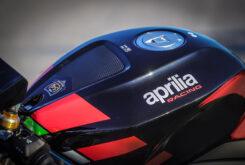 Aprilia RSV4 Factory 2021 prueba deposito