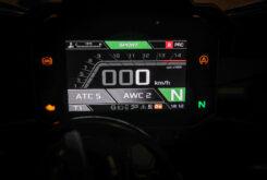 Aprilia RSV4 Factory 2021 prueba modo sport