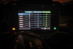 Aprilia RSV4 Factory 2021 prueba modos conduccion calle