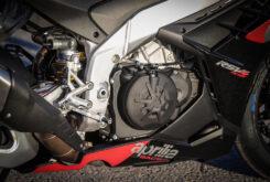 Aprilia RSV4 Factory 2021 prueba motor