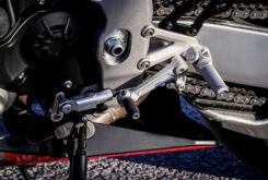 Aprilia RSV4 Factory 2021 prueba quickshift