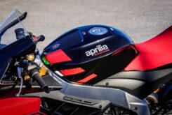 Aprilia RSV4 Factory 2021 prueba top