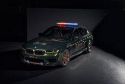 BMW M5 CS MotoGP 2021 Safety Car (2)
