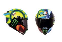 Casco Valentino Rossi MotoGP 2021
