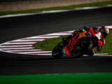 Dani Pedrosa Test MotoGP Qatar