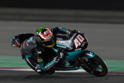Darryn Binder Pole Moto3 Qatar 2021