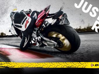 Dunlop Just Ride (1)