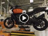 Harley Davidson Pan America 1250 primera unidad play