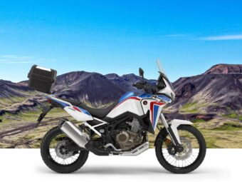 Honda Africa Twin Adventure Sports 2021 pack accesorios