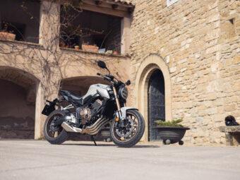 Honda CB650R 2021 detalles 1