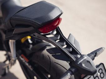 Honda CB650R 2021 detalles 11