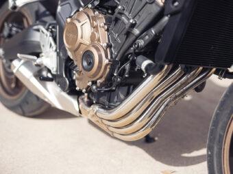 Honda CB650R 2021 detalles 3